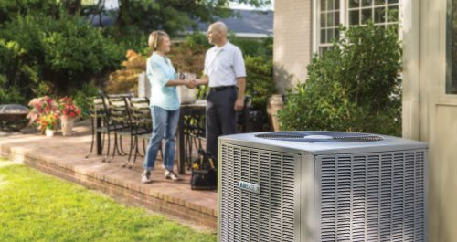 King Heating & Cooling is your local air conditioning expert! Call us when you need cooling installation or replacement!
